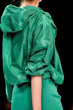 Ermanno Scervino Spring 2012 v Green And Purple, Shades Of Green, Jade Green, Emerald Green, Green Gown, Green Copper, Ermanno Scervino, Mint, Green Fashion
