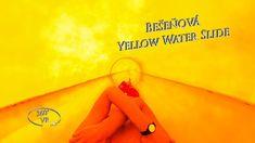 Bešeňová Yellow Water Slide (Indoor) 360° VR POV Onride Water Slides, Vr, Indoor, Yellow, Youtube, Interior, Youtubers, Youtube Movies