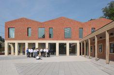 Hazlegrove School | Feilden Fowles