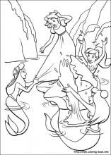Peter Pan Coloring Pages Google Search Kid Book Exchange Party - peter pan coloring pages free print