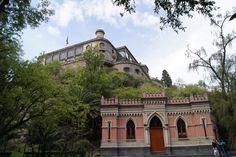 chapultepec castle | Archivo:Castillo Chapultepec Castle.jpg - Wikipedia, la enciclopedia ...