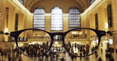These Animated Photos Of New York Through Glasses Are Amazing