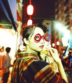 メガネ女子  ふだんメガネをしていない そんな人が眼鏡をすると 美女度がグッと上がると 聞いたものでてへ #着物 #眼鏡 #女子 #美女度 #otsukagofukuten  #kimono  #japan #大塚呉服店 #ルミネ #アメ #上がるに越した事はない 大塚呉服店225 (by otsukanaoto)