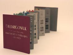 Fedrigoni – 'Imaginative Colours' mail-out