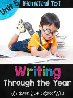 Writers Workshop :Writing Through the Year... by Deanna Jump | Teachers Pay Teachers
