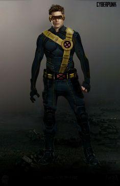 Cyclops, Xmen, Samurai, Comics, Deviantart, Cartoons, Comic, X Men, Comics And Cartoons