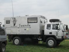 DAF 4x4 Adventure Camper - Twende