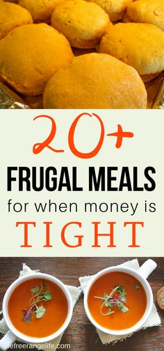 Frugal Meals for When Money is Tight Food makes up lot of our budgets. But what do you do when money is really tight? Here are frugal meals to make when your budget is super small. Inexpensive Meals, Cheap Dinners, Budget Dinners, Cheap Meals For Two, Cheap Meals On A Budget Families, Budget Meals For A Week, Cheap College Meals, Super Cheap Meals, College Recipes