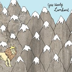 Lionheart, a new CD release by Jess Healy