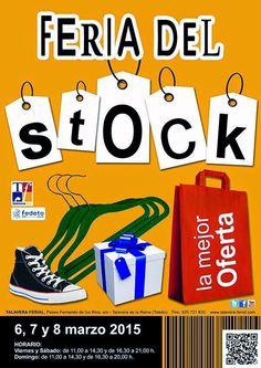 Llega la FERIA DEL STOCK a Talavera, del 6 al 8 de marzo - 45600mgzn
