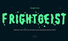 #Check out these new single page website designs for your inspiration.