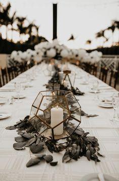 Bohemian Sage Green Wedding with Pampas Grass Details #hayleypaigeweddingdresses #bocaratonweddingvenue #2018weddingtrends
