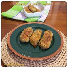 I bastoncini di patate e verdure sono un secondo piatto vegetariano e vegano, perfetti per far mangiare le verdure anche ai bambini.