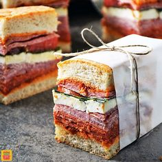 Our Italian Pressed Sandwich recipe is perfect for your busy lifestyle! A simple sandwich recipe for a quick dinner, school, work, or even a fun picnic. Picnic Menu, Picnic Lunches, Lunch Menu, Lunch Box, Easy Sandwich Recipes, Wrap Recipes, Pork Recipes, Recipies, Italian Lunch