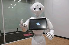 Are you ready for your first home robot? Meet Pepper THE WORLDS FIRST ROBOT BUTLER!!!!!