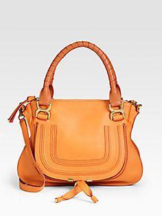 dd11e0a82276 Chloe - Marcie Small Satchel Bag Satchel Bag