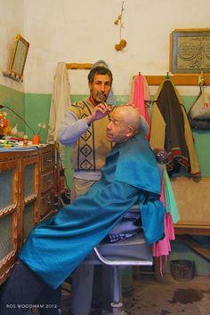 Tinerhir barbers