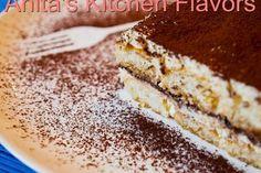 Rețetă Tiramisu, de - Kitchen FlavorsPetitchef Raw Vegan, Deserts, Cooking Recipes, Sweets, Bread, Ethnic Recipes, Kitchen, Food, Cooking