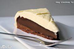 Hoy Cocinas Tú: Tarta de chocolate con frosting de mascarpone y amaretto