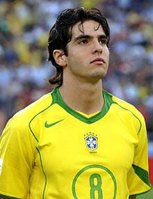 The best.. Ricardo Kaka