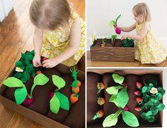 diy plstena zahradka pre deti 4