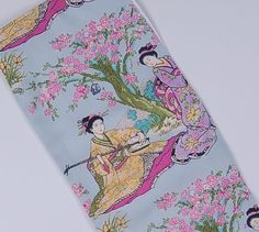 asian women and cherry blossoms holiday stocking by handyjan, $6.00