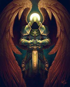 Messenger of Destruction by ~Wes-Talbott