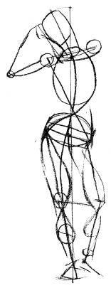 ВГУЭС. РИСУНОК ФИГУРЫ ЧЕЛОВЕКА (Руководство): РИСОВАНИЕ ЖИВОЙ ФИГУРЫ »