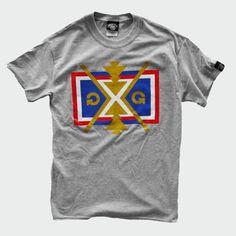 T-Shirt Shield of Symmetry USA