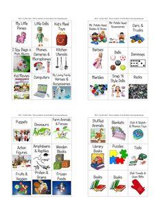 Printable Toy Bin Labels Kids Space Toy Bin Labels Kid Toy Storage Toy Bins