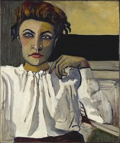 Elenka, 1936 Oil on canvas 61 x 50.8 cm The Metropolitan Museum of Art, New York, gift of Hartley S. Neel and Richard Neel, 1987.376