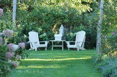 Aiken House & Gardens: September 2012