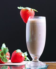 Start your morning the right way - skinny smoothies
