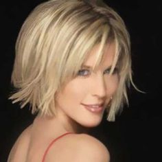 The graduated bob is also known as the medium length haircuts. Description from pinterest.com. I searched for this on bing.com/images