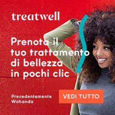 Treatwell è il più grande sito di prenotazione online in Europa per i trattamenti di bellezza e benessere.