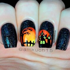 Halloween nails are always a fun way to scare and delight your friends. From blood dripped coffin nails to pretty pumpkins, there are so many cute and spooky designs for Halloween nail art.