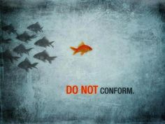 Do not conform to the pattern of this world, but be transformed by the renewing of your mind. Then you will be able to test and approve what God's will is —his good, pleasing and perfect will. Romans One of the most awesome verses marked in my bible. The Words, Bible Quotes, Me Quotes, Quotes To Live By, Do Not Conform, Conformity, Let God, Follow Jesus, Word Of God