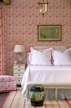 Hello everyone! Nancy of Marcus Design blog here to share a Dissecting the Details post with you today. I'm excited to be looking at the work of Dallas-based interior designer Cathy Kincaid, and more specifically how she pulls together the most stunning bedroom retreats. These rooms really exude a chic and cozy feel that would …