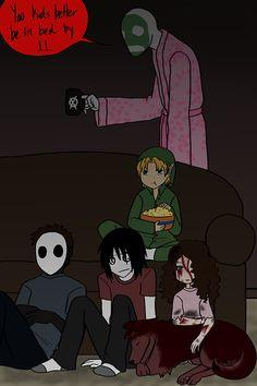 Creepypasta Family | Welcome to my family! Creepypasta family.. {Limited Spots} {Open} SOOO CUTE :3