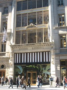 Bendel's....I love this store:)