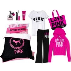 Everything PINK!
