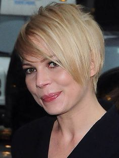 1000+ images about Short Cuts on Pinterest   Michelle williams, Pixie ...