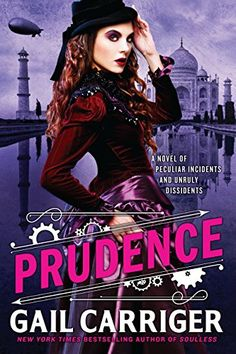 7 best ambers picks images on pinterest book 1 books to read and prudence by gail carriger its the first book in a series set after the events fandeluxe Images