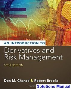 30 best solutions manual download images on pinterest introduction to derivatives and risk management 10th edition chance solutions manual test bank solutions fandeluxe Choice Image