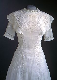 1000 images about vintage fashion 1900 1909 on pinterest for Wedding dresses lowell ma