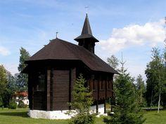 Drevený kostolík Dolný S. 1 - Jozef Kotulič