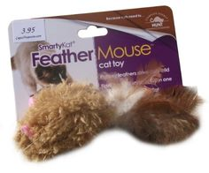 SmartyKat Feather Cat Toys *** Click image for more details. (This is an Amazon affiliate link)