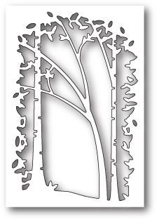 Memory Box Thicket Collage Die from Memory Box. Craft die from Memory Box featuring trees with leaves. Shadow Box Kunst, Stencils, Diy And Crafts, Paper Crafts, Memory Box Dies, Diy House Projects, Scroll Saw Patterns, Pinterest Diy, Paper Cutting