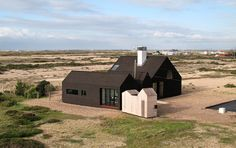 Shingle House in Dungeness