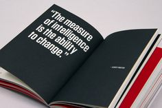99U Book Design :: Maximize Your Potential (Vol 2.) by Raewyn Brandon, via Behance